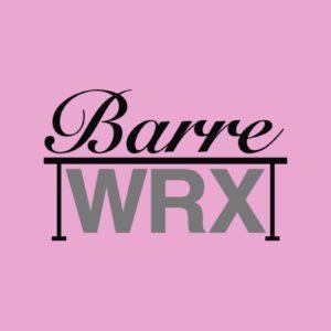 BarreWRX Logo Square Pink