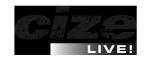 Cize_Live!_Logos_Blk